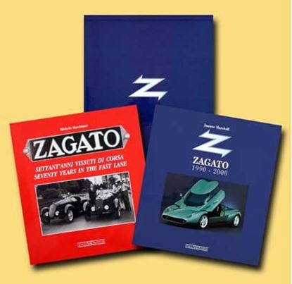 Immagine di ZAGATO 1919-2000 (2 volumi in cofanetto/ 2 volumes in a slipcase)