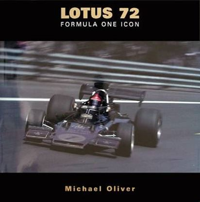 Picture of LOTUS 72 FORMULA ONE ICON
