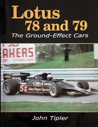 Picture of LOTUS 78 AND 79 THE GROUND-EFFECT CARS