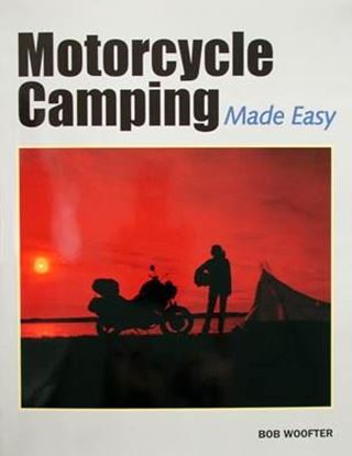 Picture of MOTORCYCLE CAMPING MADE EASY