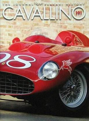 Immagine di CAVALLINO THE JOURNAL OF FERRARI HISTORY N° 191 - OCTOBER/NOVEMBER 2012