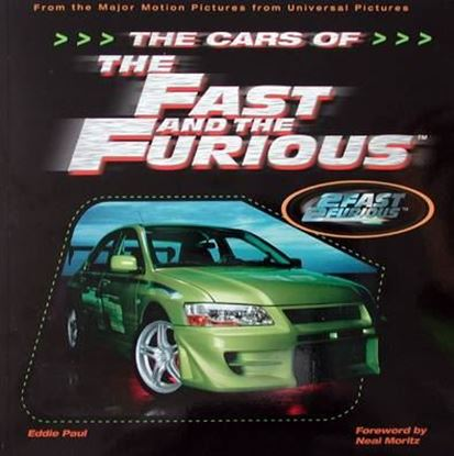 Picture of THE CARS OF THE FAST AND THE FURIOUS