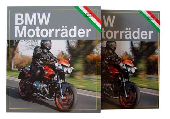 Picture of BMW MOTORRADER - SOLO AGGIORNAMENTO CON COFANETTO/ONLY UPDATE IN SLIPCASE