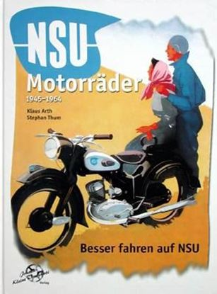 Picture of NSU MOTORRADER 1945-1964