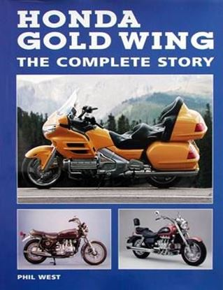 Immagine di HONDA GOLD WING THE COMPLETE STORY