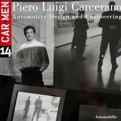 Immagine di PIERO LUIGI CARCERANO AUTOMOTIVE DESIGN AND ENGINEERING CAR-MEN N. 14