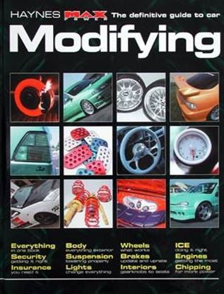 Immagine di THE DEFINITIVE GUIDE TO CAR MODIFYING