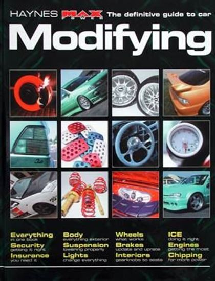 Picture of THE DEFINITIVE GUIDE TO CAR MODIFYING