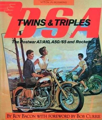 Picture of BSA TWINS & TRIPLES
