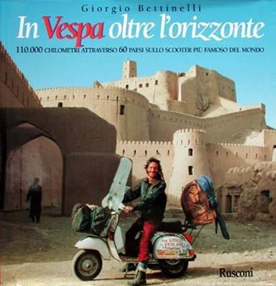 Picture of IN VESPA OLTRE L'ORIZZONTE, 2nd Edition 2017