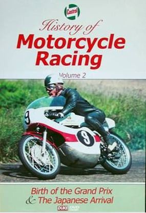 Picture of HISTORY OF MOTORCYCLE RACING VOL. 2(Dvd)