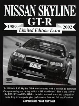 Immagine di NISSAN SKYLINE GT-R LIMITED EDITION EXTRA 1989-2002