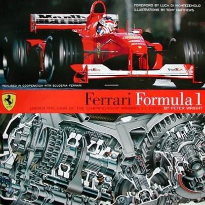 Picture of FERRARI FORMULA 1. UNDER THE SKIN OF THE CHAMPIONSHIP WINNING F1-2000