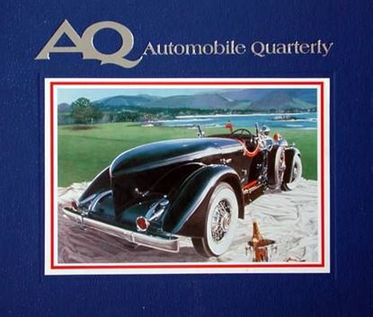 Immagine di AUTOMOBILE QUARTERLY - VOL. 42 No. 4