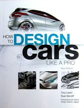Picture of HOW TO DESIGN CARS LIKE A PRO