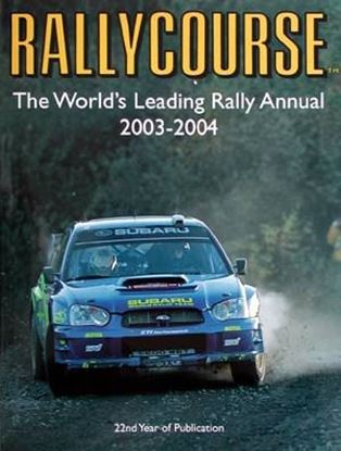 Picture of RALLYCOURSE 2003-2004 VOL.22