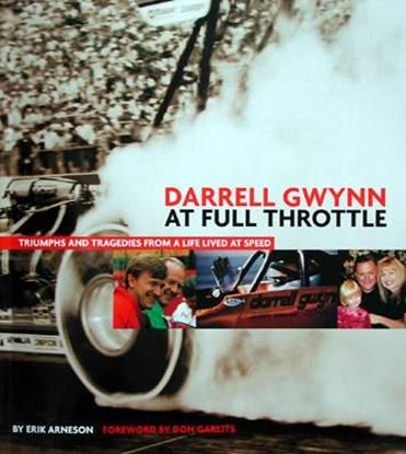Picture of DARRELL GWYNN AT FULL THROTTLE