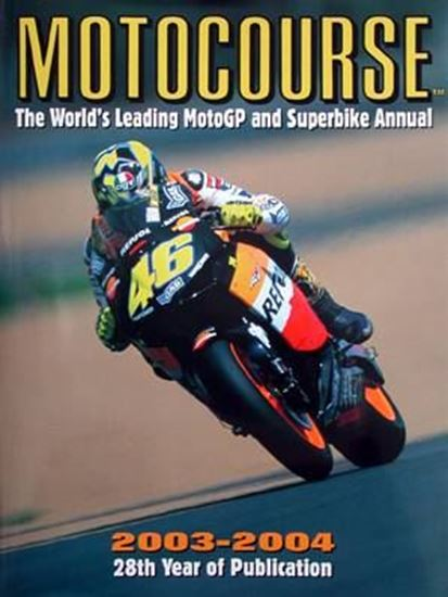 Picture of MOTOCOURSE 2003-2004