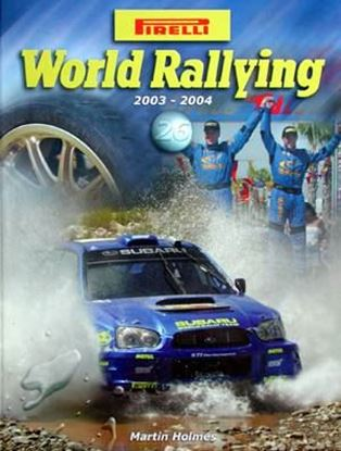 Immagine di WORLD RALLYING PIRELLI N. 26 2003/2004