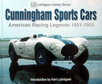 Picture of CUNNINGHAM SPORTS CARS AMERICAN RACING LEGENDS 1951-1955
