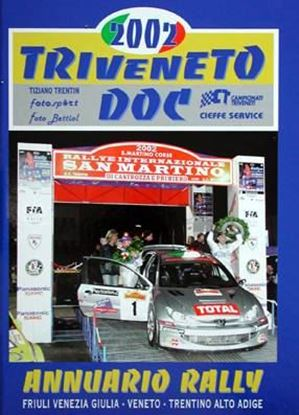 Immagine di TRIVENETO DOC 2002 ANNUARIO RALLY