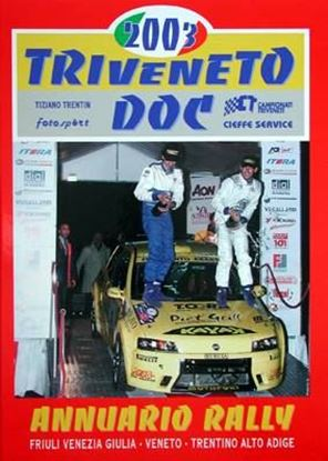 Immagine di TRIVENETO DOC 2003 ANNUARIO RALLY