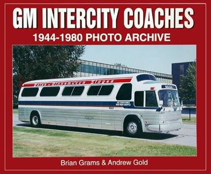 Immagine di GM INTERCITY COACHES 1944-1980 PHOTO ARCHIVE