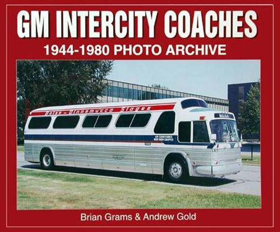 Picture of GM INTERCITY COACHES 1944-1980 PHOTO ARCHIVE