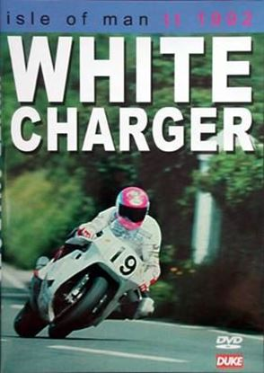 Picture of ISLE OF MAN TT 1992 WHITE CHARGER (DVD)