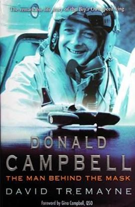 Picture of DONALD CAMPBELL THE MAN BEHIND THE MASK