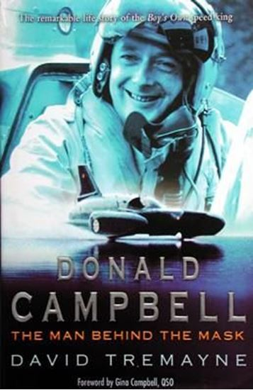 Immagine di DONALD CAMPBELL THE MAN BEHIND THE MASK