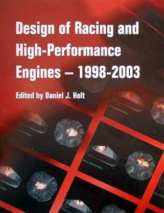 Immagine di DESIGN OF RACING AND HIGH-PERFORMANCE ENGINES 1998-2003