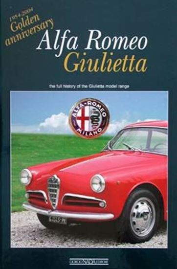 Picture of ALFA ROMEO GIULIETTA GOLDEN ANNIVERSARY