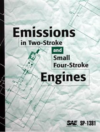 Picture of EMISSIONS IN TWO STROKE AND SMALL FOUR STROKE ENGINES