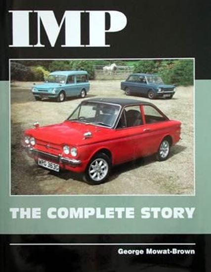 Picture of IMP THE COMPLETE STORY