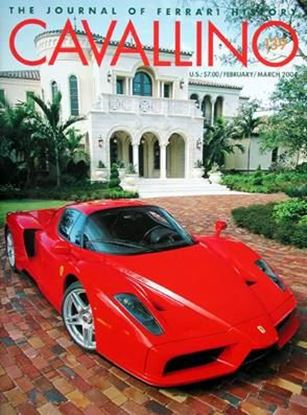 Immagine di CAVALLINO THE JOURNAL OF FERRARI HISTORY N° 139 – FEBRUARY/MARCH 2004