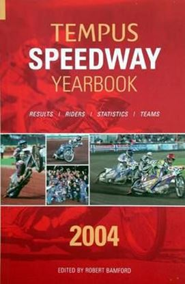 Picture of TEMPUS SPEEDWAY YEARBOOK 2004