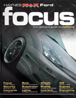 Picture of FORD FOCUS THE DEFINITIVE GUIDE TO MODIFYING