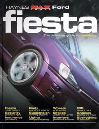 Picture of FORD FIESTA THE DEFINITIVE GUIDE TO MODIFYING