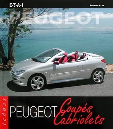 Immagine di PEUGEOT COUPES CABRIOLETS ICONES