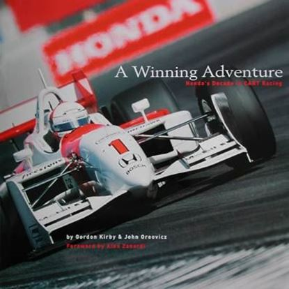 Picture of A WINNING ADVENTURE: HONDA'S DECADE IN CART RACING