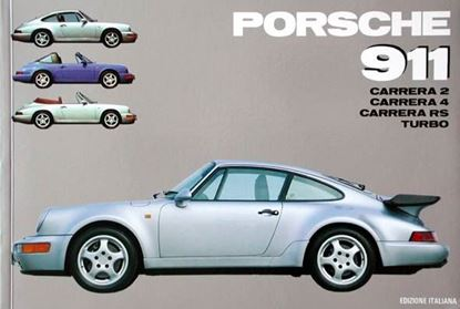 "Immagine di PORSCHE 911 CARRERA 2/4/RS e TURBO ""LA COLLECTION"""