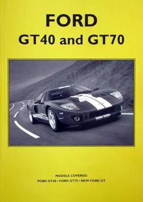 Picture of FORD GT40 AND GT70