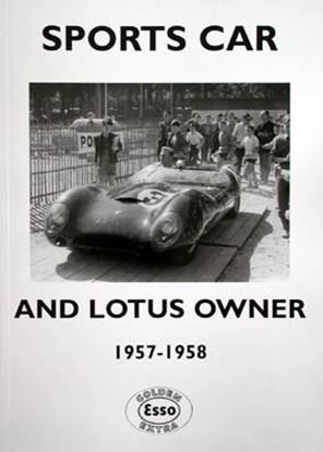 Immagine di SPORTS CAR AND LOTUS OWNER 1957-1958