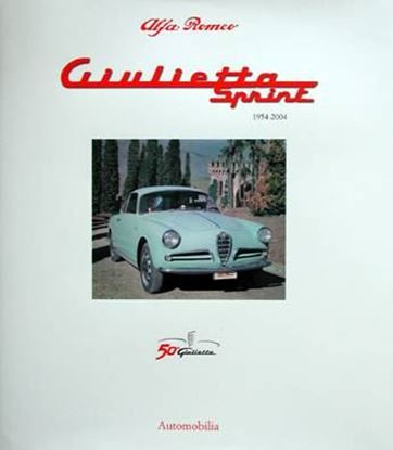 Picture of ALFA ROMEO GIULIETTA SPRINT 1954-2004