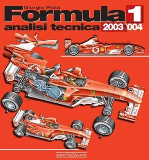 Picture of FORMULA 1 2003/2004 ANALISI TECNICA