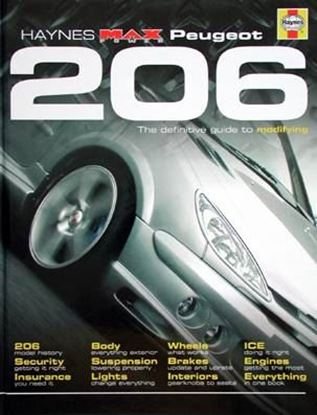 Picture of PEUGEOT 206 THE DEFINITIVE GUIDE TO MODIFYING