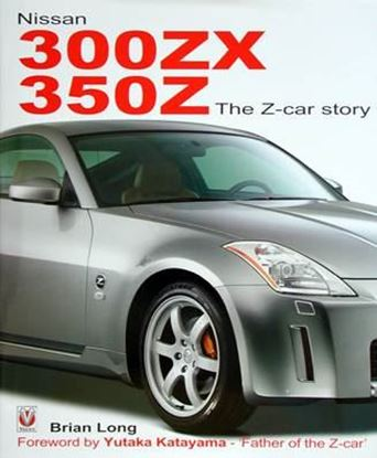 Immagine di NISSAN 300ZX 350Z THE Z-CAR STORY
