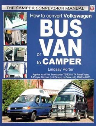 Picture of HOW TO CONVERT VOLKSWAGEN BUS OR VAN TO CAMPER