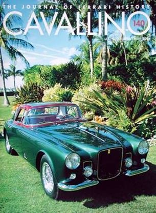 Immagine di CAVALLINO THE JOURNAL OF FERRARI HISTORY N° 140 – APRIL/MAY 2004